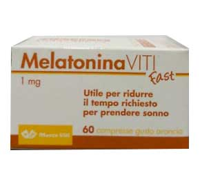 Melatonina-Viti-Fast-60-compresse-1mg